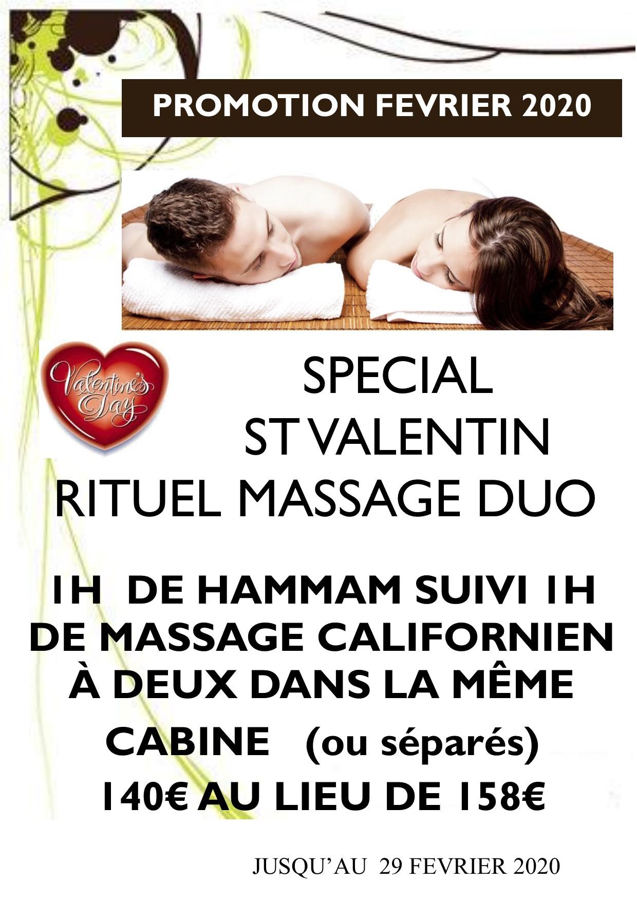 duo hammam massage st valentin