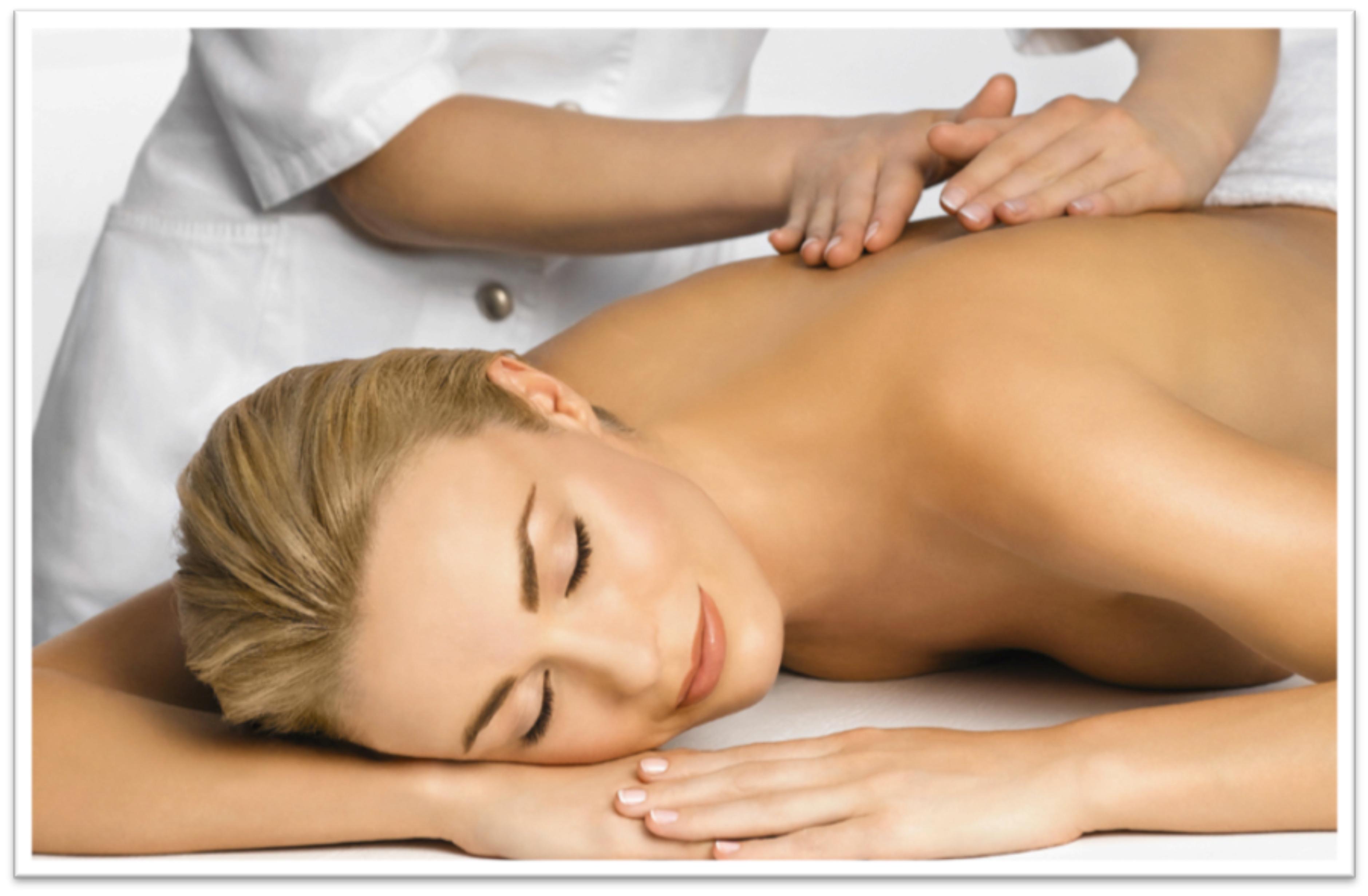 Massage spécifique dos suédois 30'
