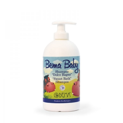 "Bema Cosmetici - Shampoo ""Dolce Bagno"" Lenitivo ed Emolliente 500 ml"