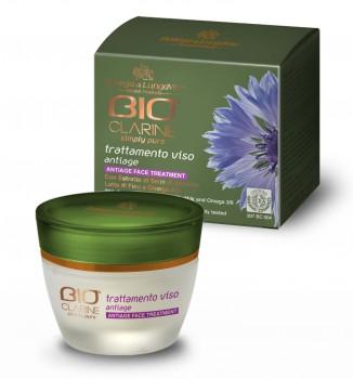 BLV-Crema viso antirughe bio attivo pelli delicate 50 ml