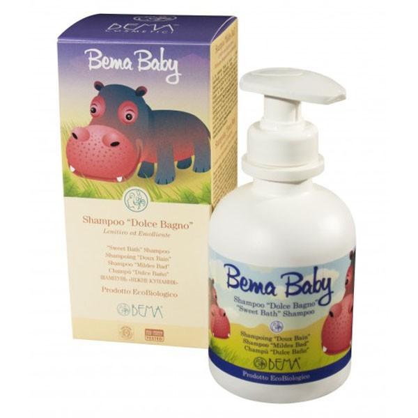 "Bema Cosmetici - Shampoo ""Dolce Bagno"" Lenitivo ed Emolliente 250 ml"