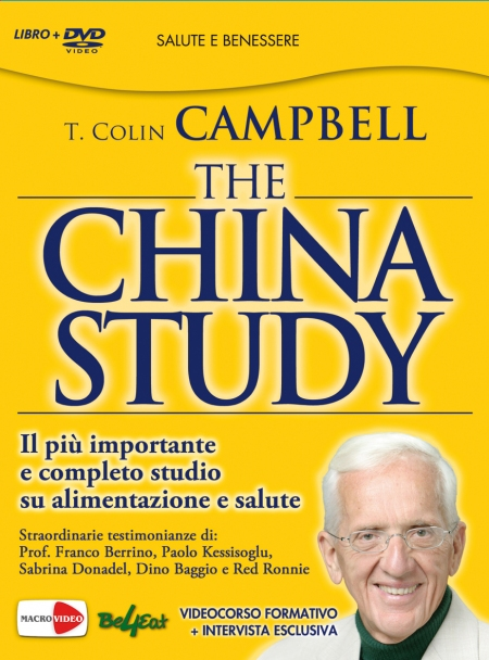 THE CHINA STUDY DVD