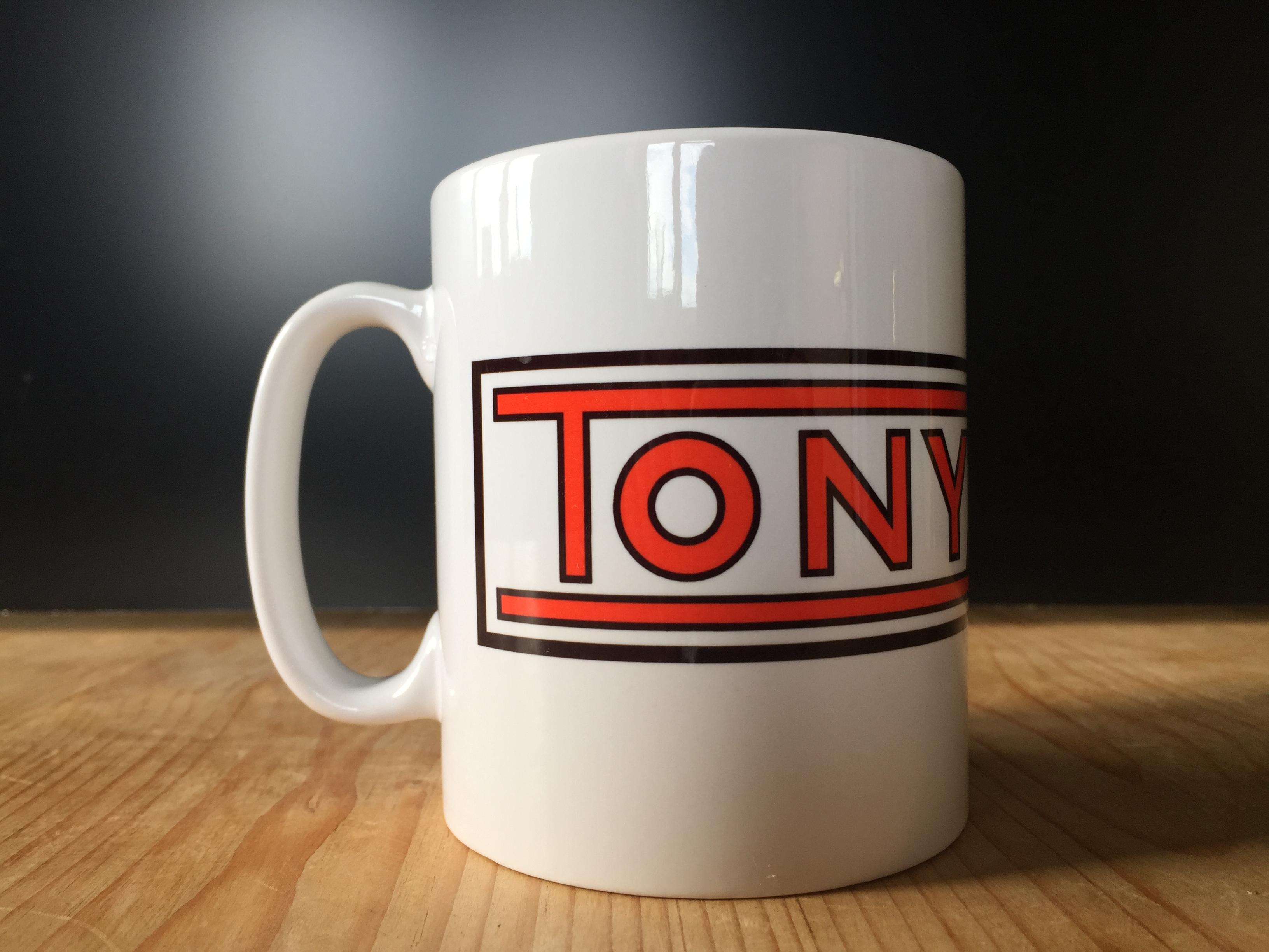 Tony Kart Logo Mug