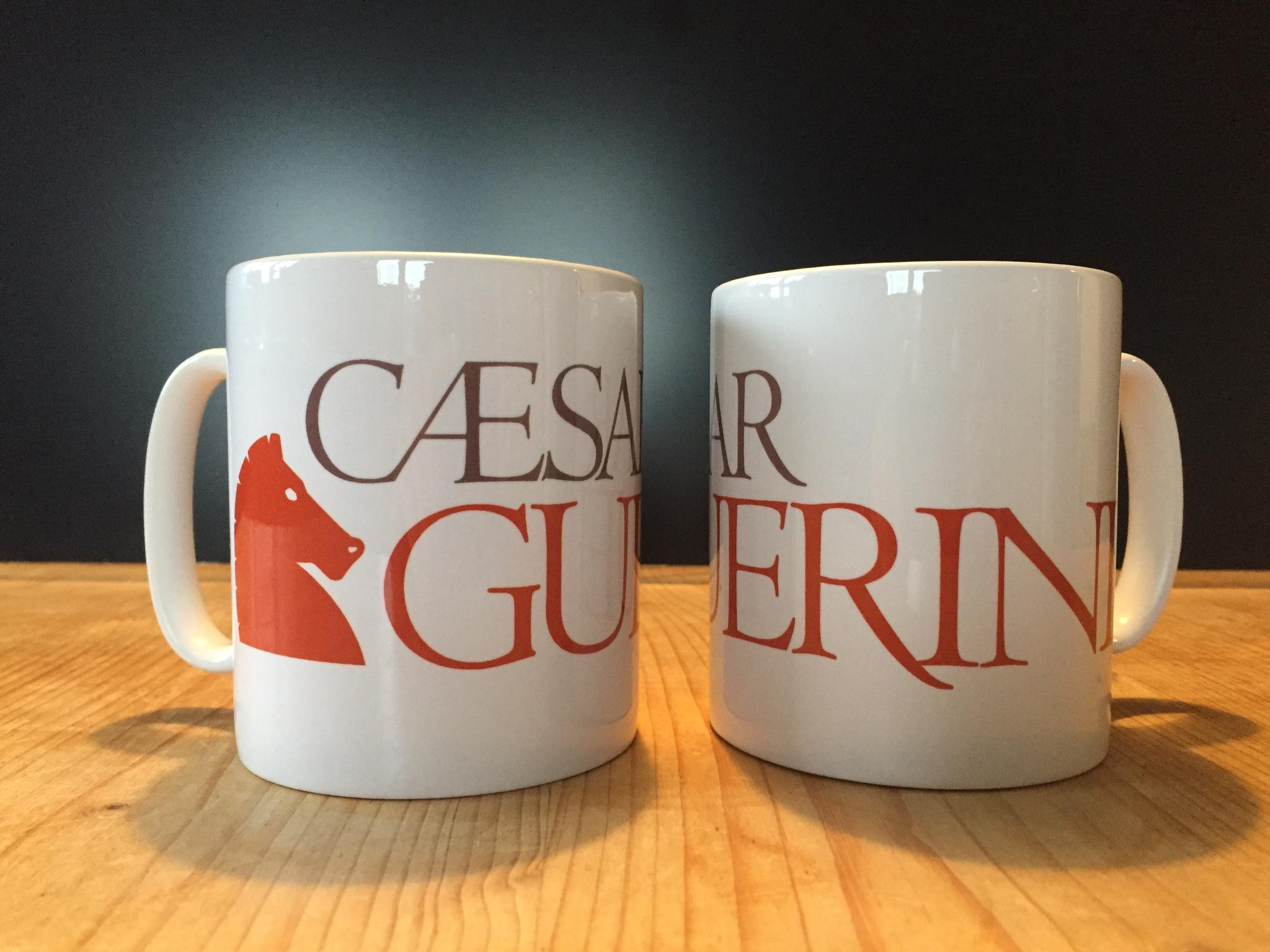 Caesar Guerini Shotguns Logo Mug