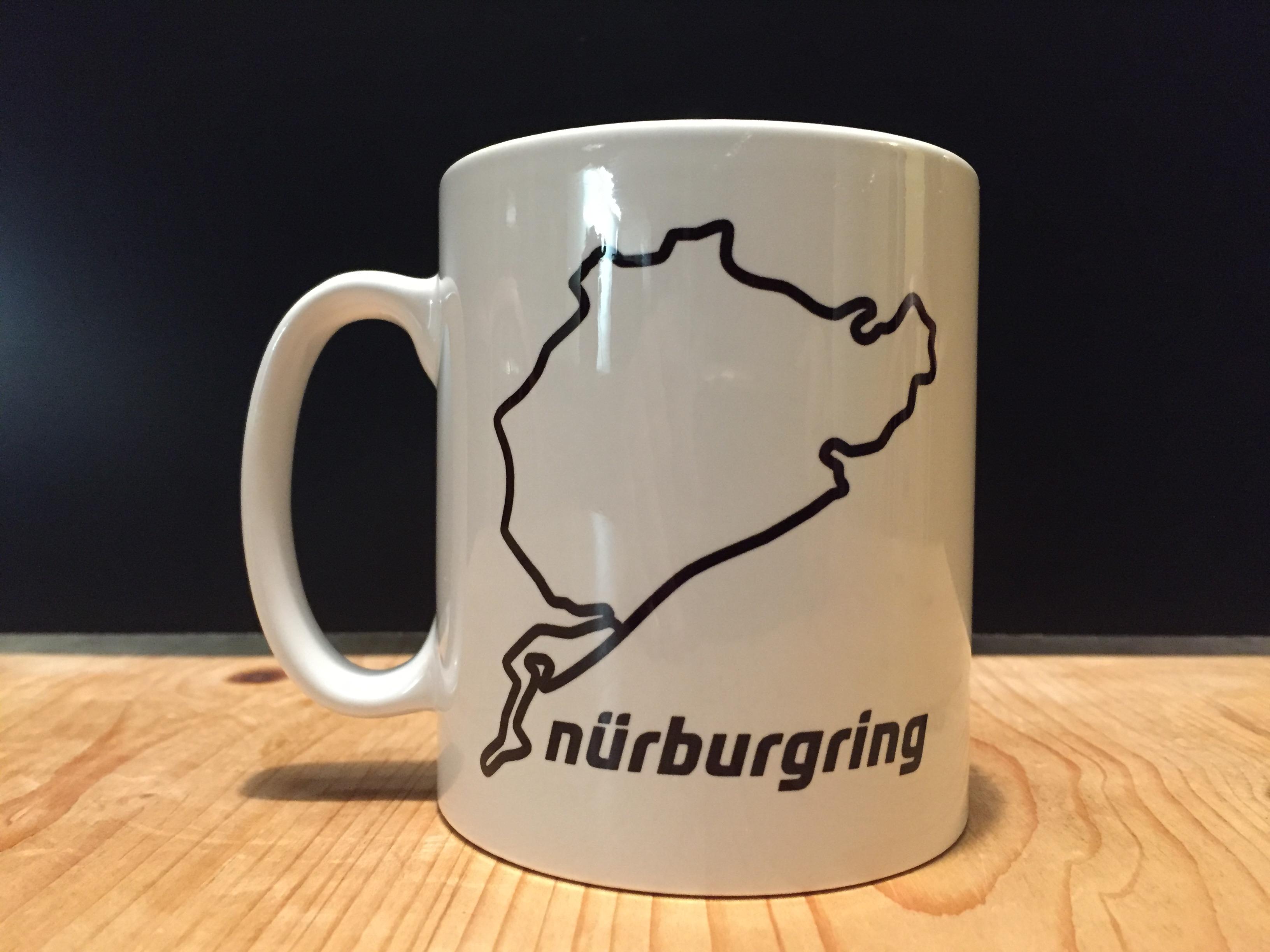 Nurburgring Logo Mug