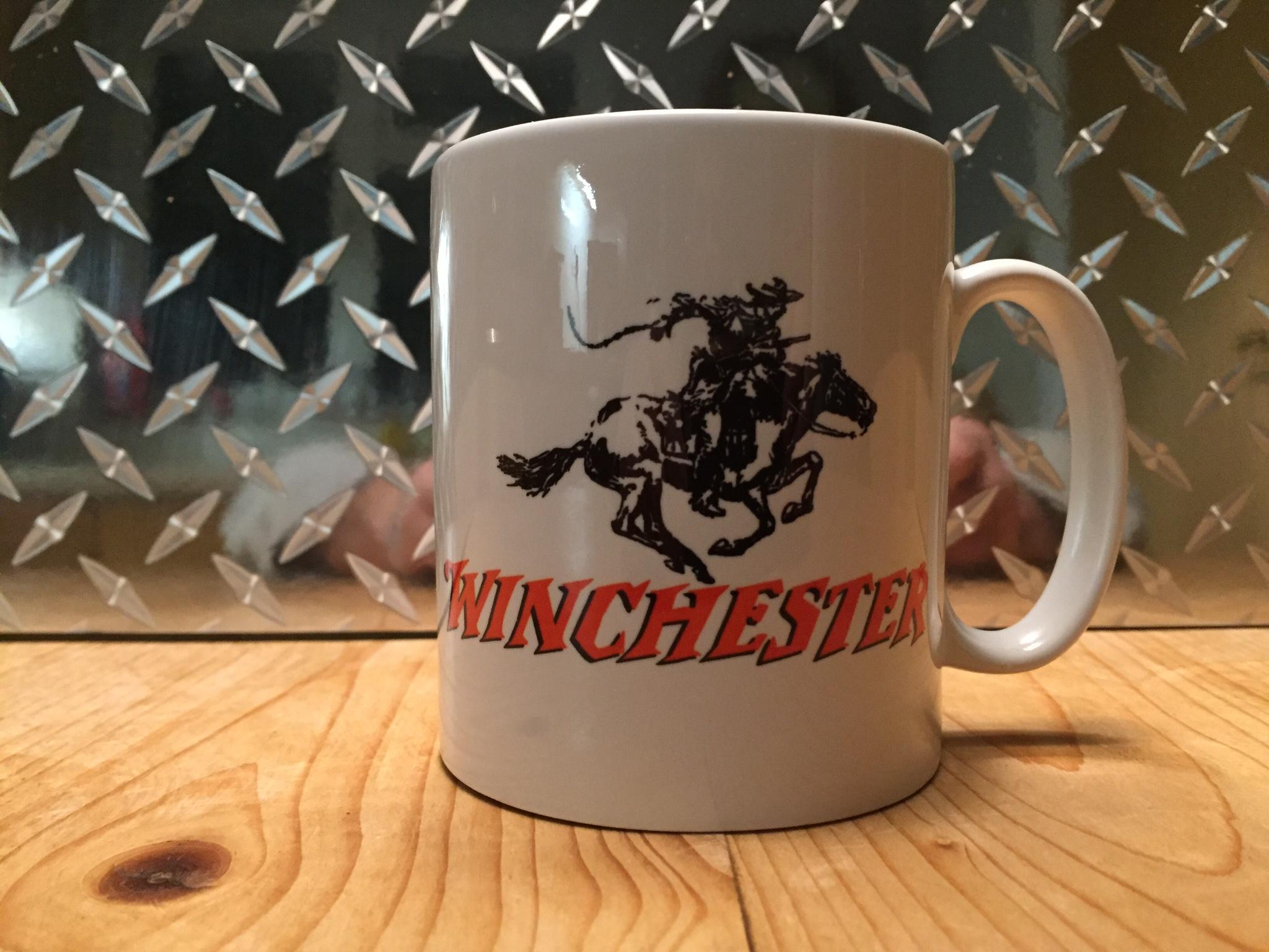 Winchester Shotguns Logo Printed Mug