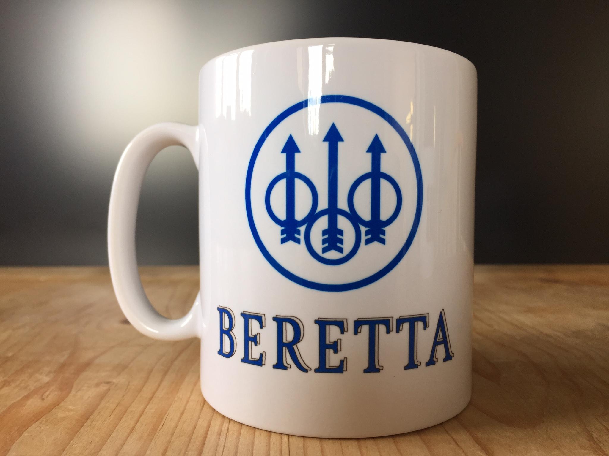 Beretta Shotguns Logo Mug