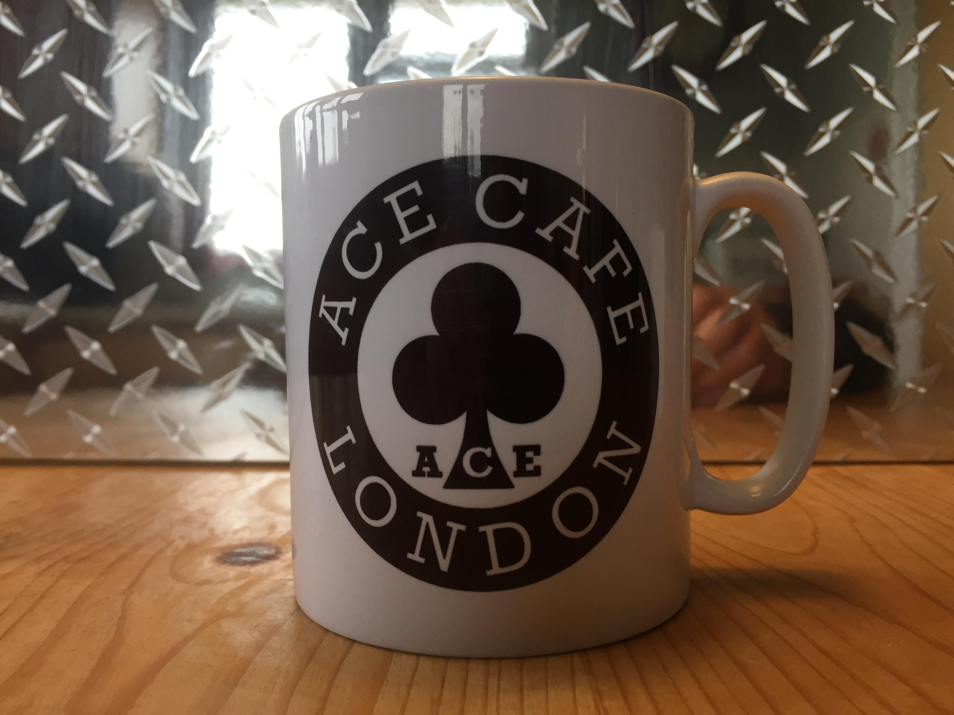 Ace Cafe London Logo Mug