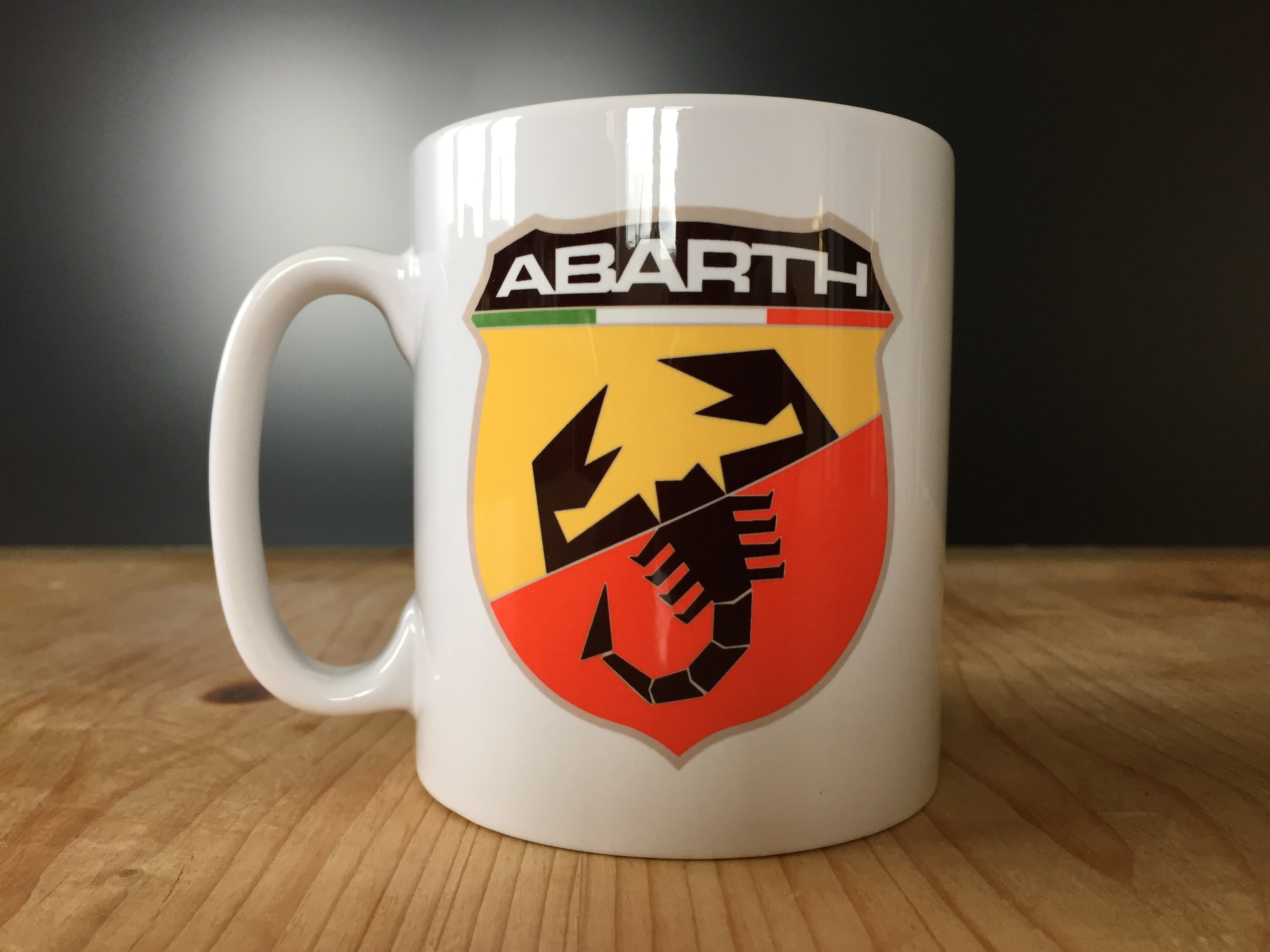 Fiat Abarth 500 Mug