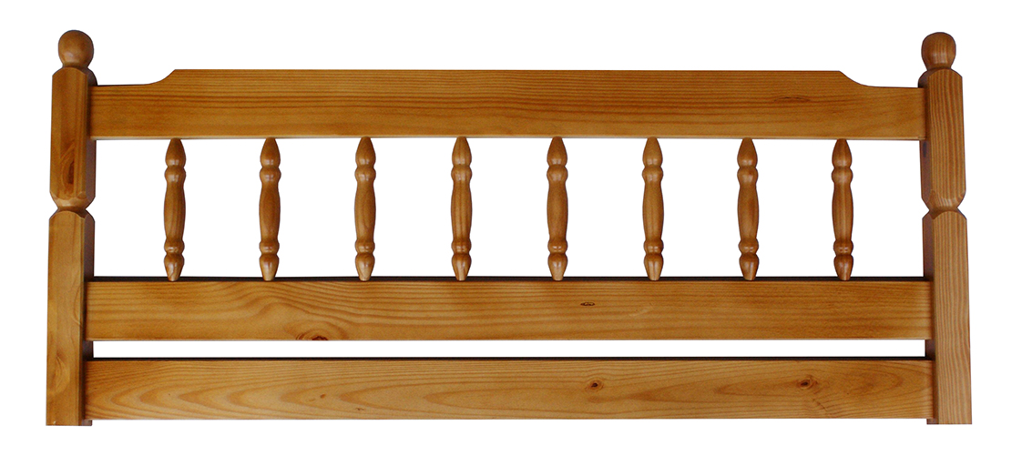 COLONIAL SPINDLE HEADBOARD