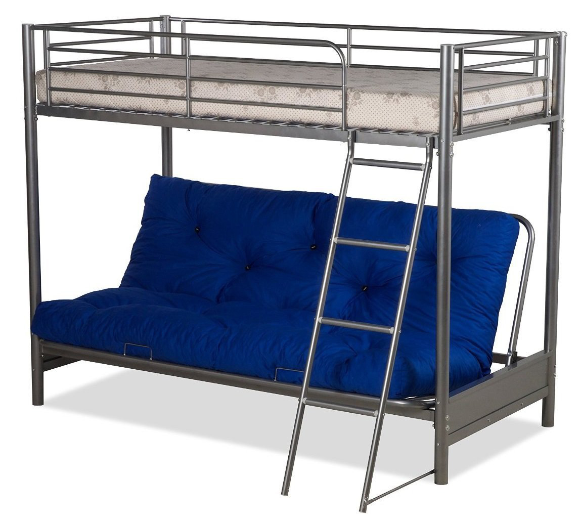 FUTON BUNK BED WITH CHOICE OF MATTRESS