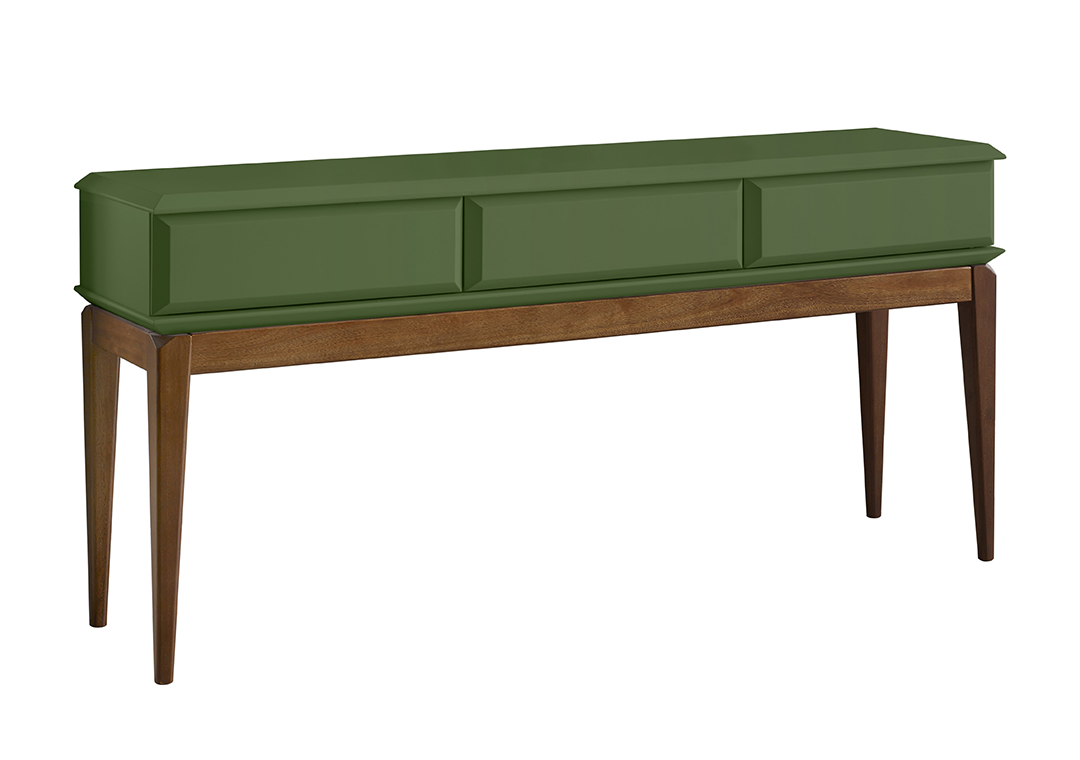 Classic 3 Drawer Sideboard/Desk