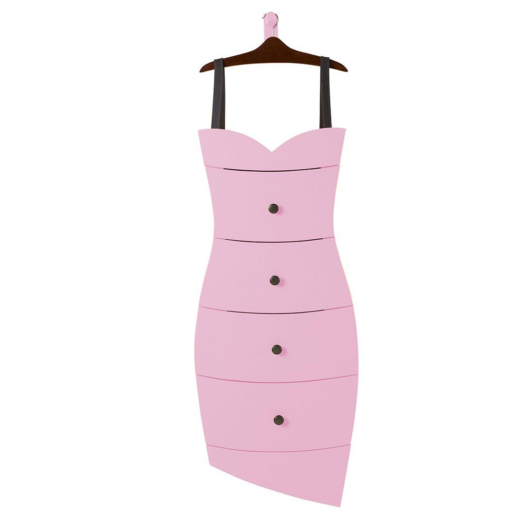4 Drawer Stunning Dress Unit.