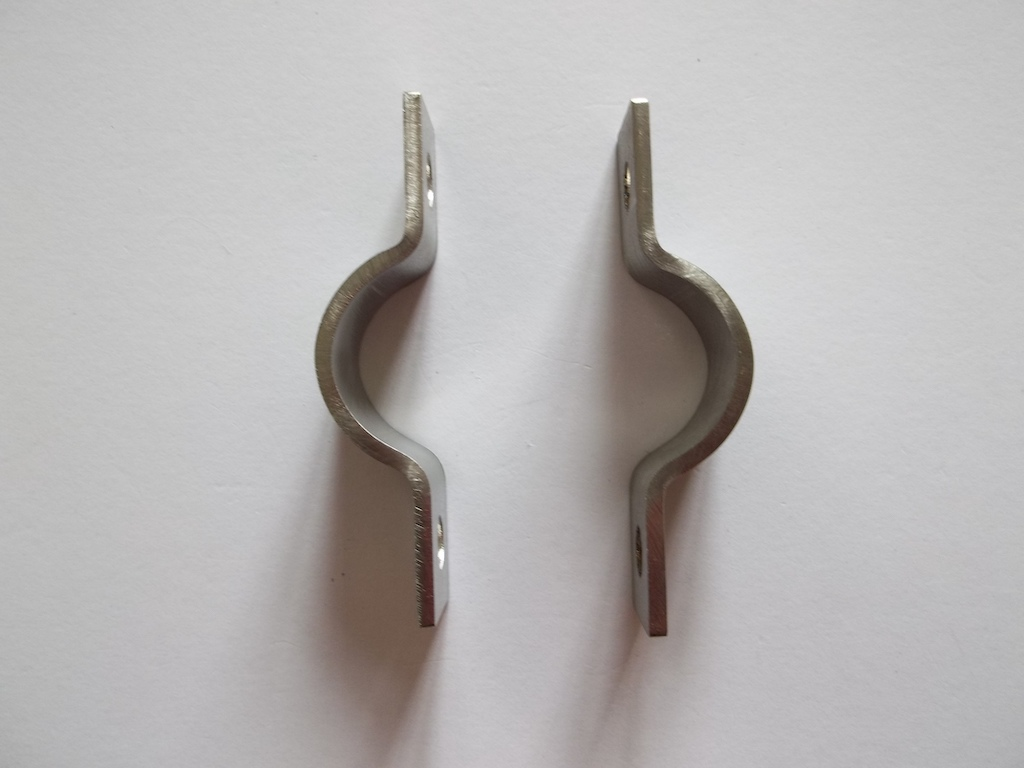 Stainless Steel Front ARB Saddles