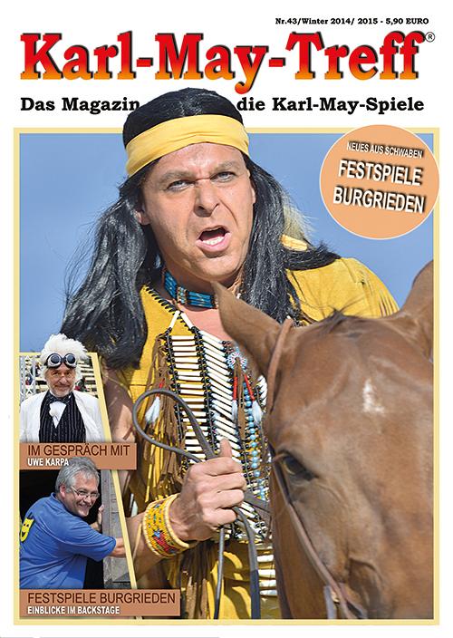 Karl-May-Treff Nr.43