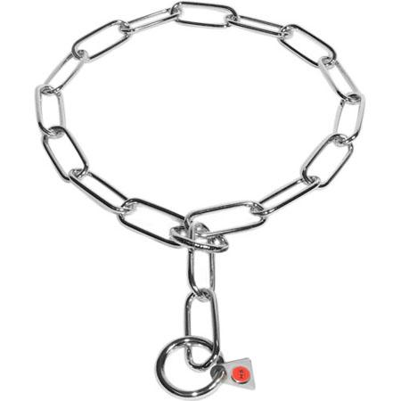 HS-Halskette Edelstahl 4 mm