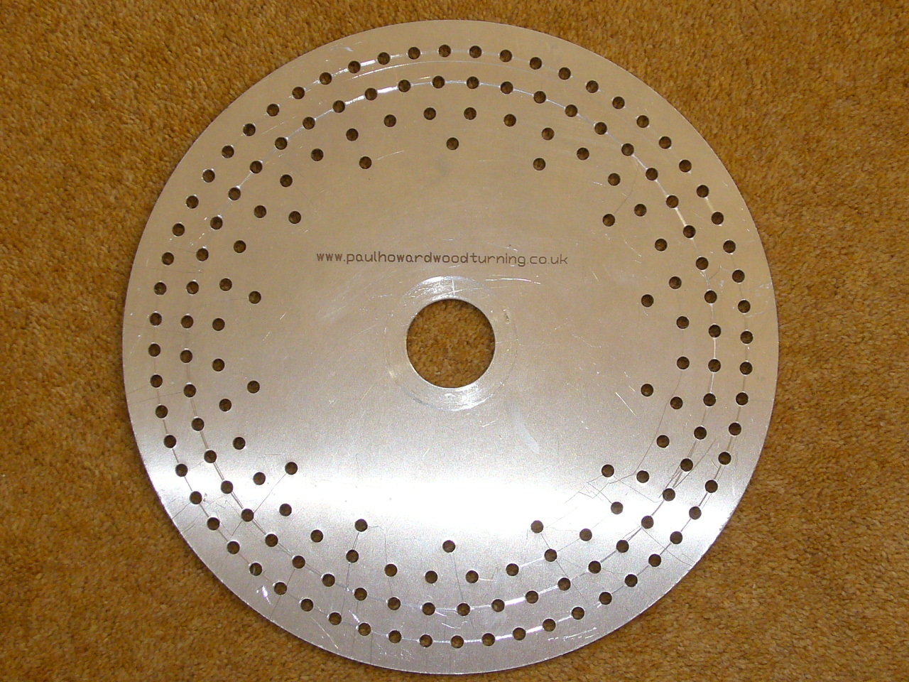 Index Plate