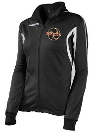 SIBILLA TRACKSUIT TOP - LADIES FIT