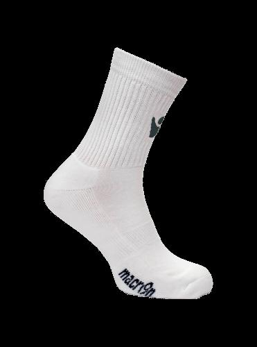 FIXED SOCKS WHITE