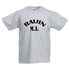 RAIJIN M.A. T SHIRT