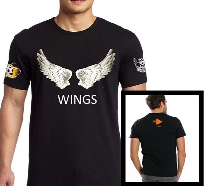 WINGS Tee Shirt