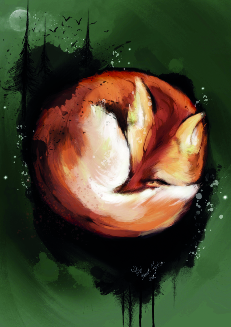 Fox DIN A3