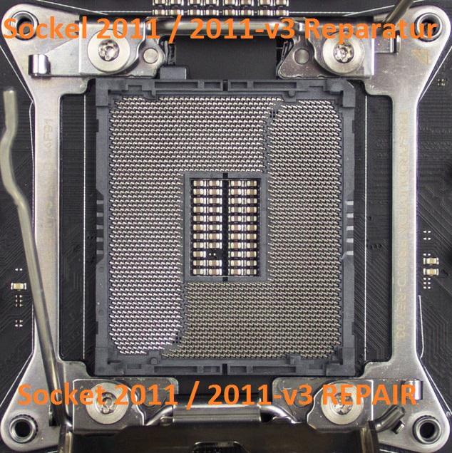 Mainboard CPU Sockel 2011-0 / 2011-v3 / 2011-v3 ASUS OC (2084pin) Reparatur