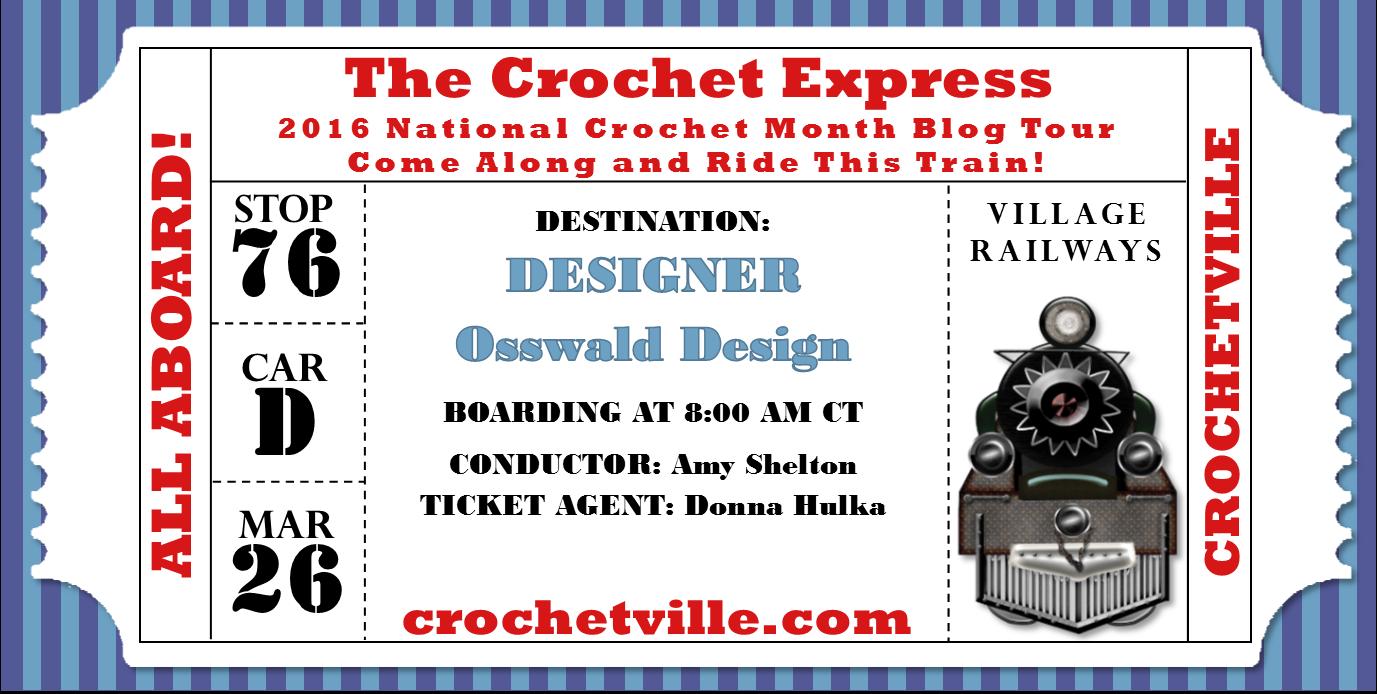 Crochetville blog tour