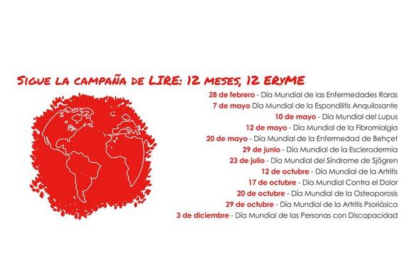 Días mundiales dedicados a ERyMEs
