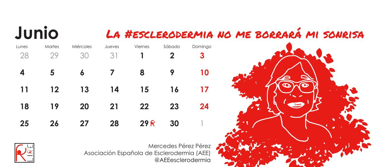 Junio #esclerodermia
