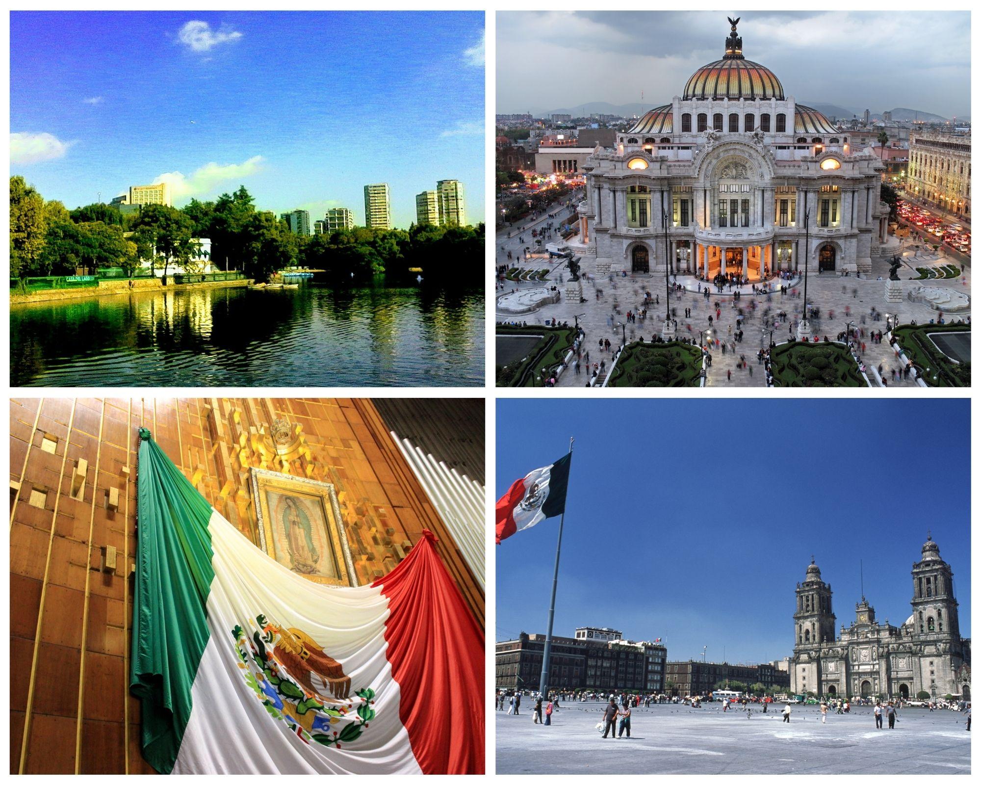 Monumentos Ciudad de México