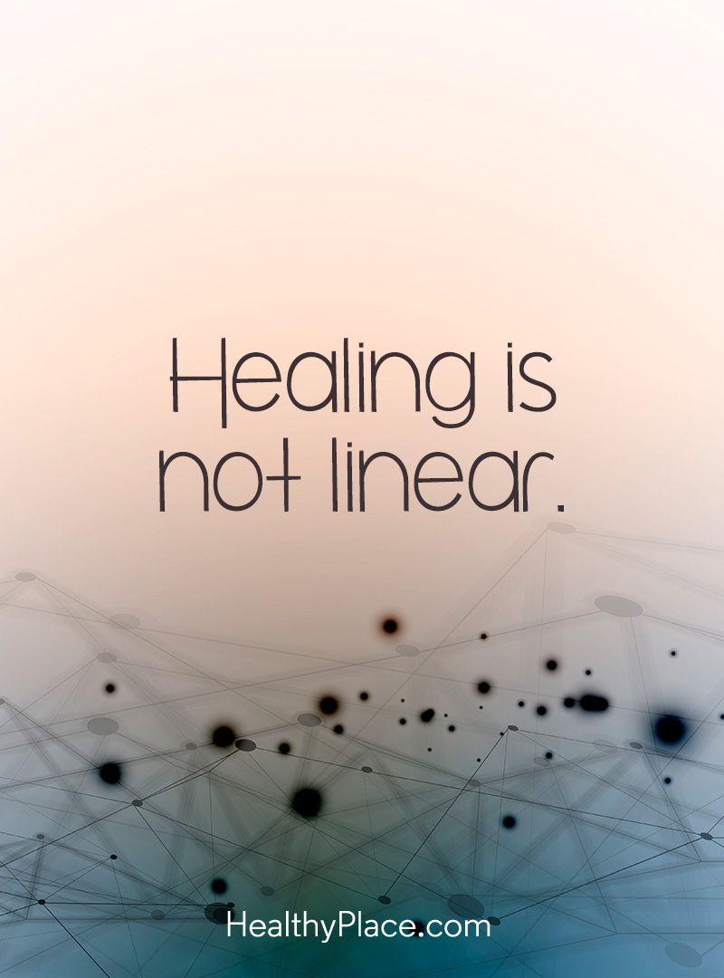 Healing.....