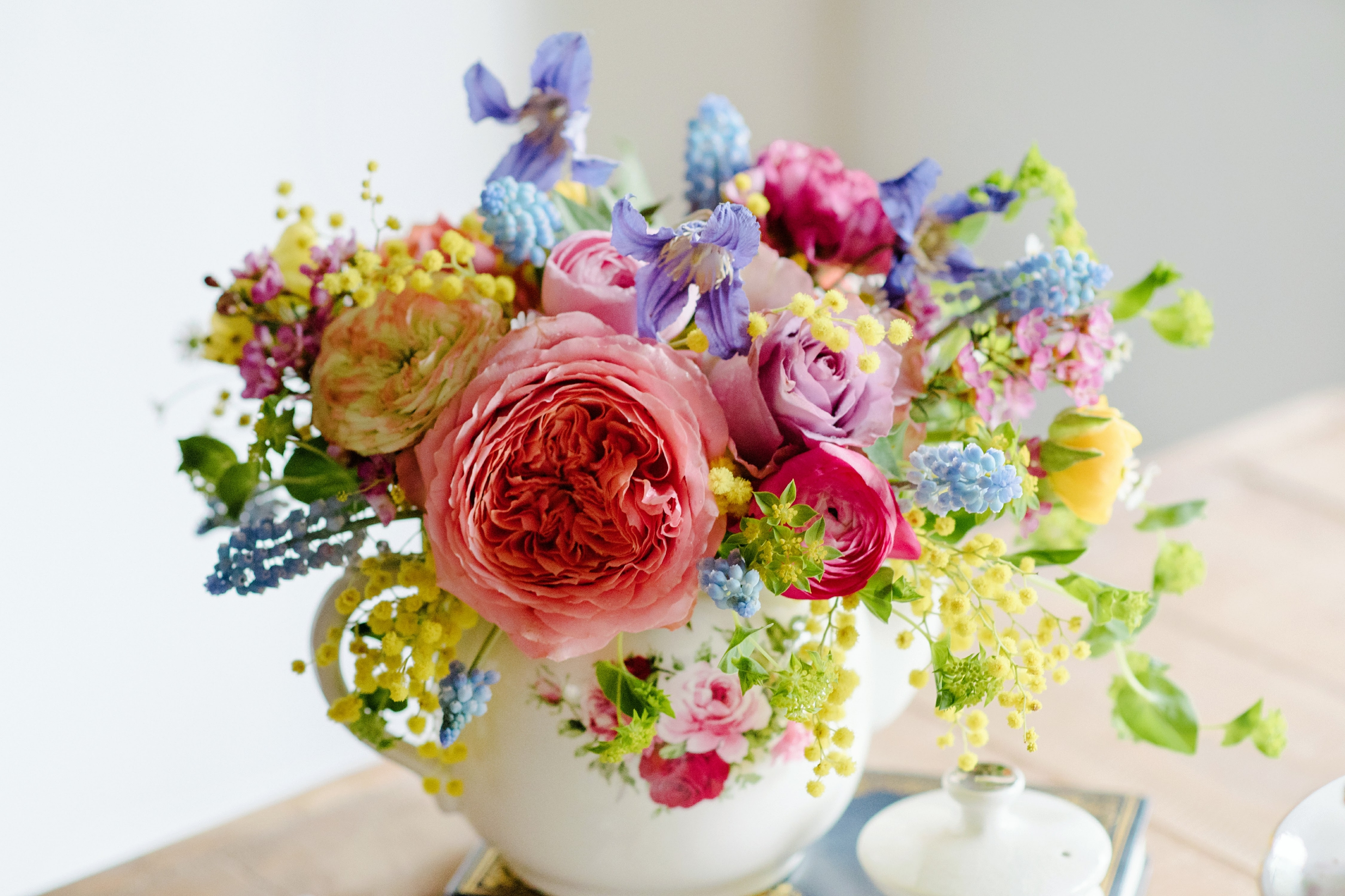 Flowers by The Enchanted Flower
