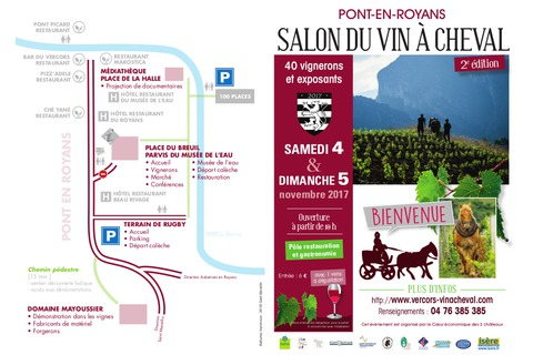 Salon vigne à cheval - prog 1