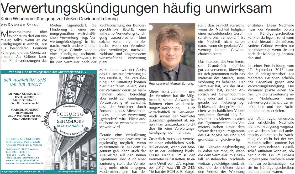 Schurig & Sehmsdorf Rechtsanwälte, Partnerschaft