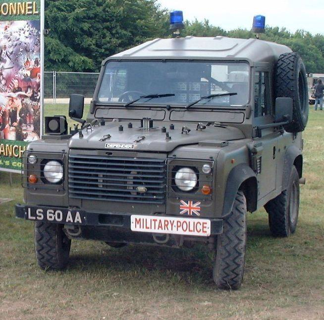 Land Rover Defender XD
