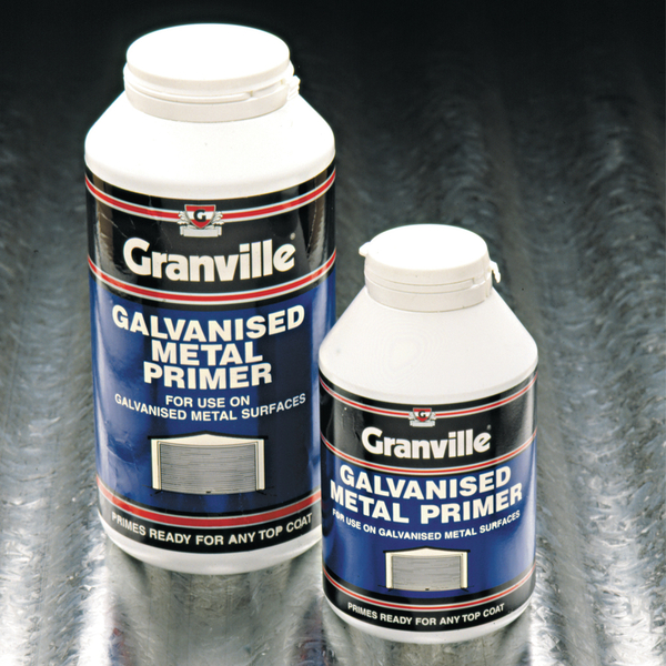 galvanised steel primer