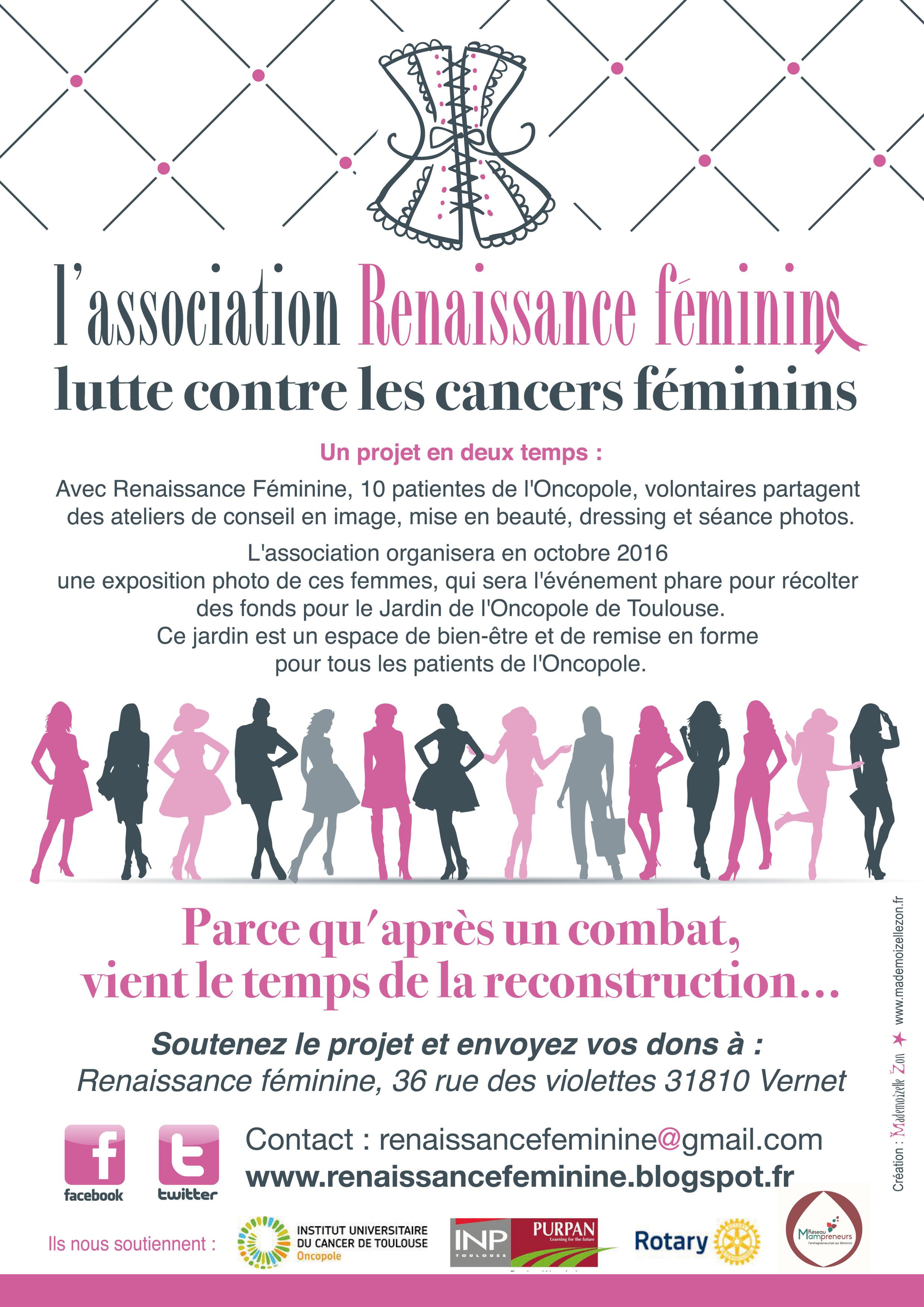 relooking femmes cancer besoin de dons