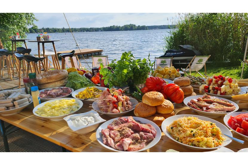 Die besten Grillbuffet in Berlin