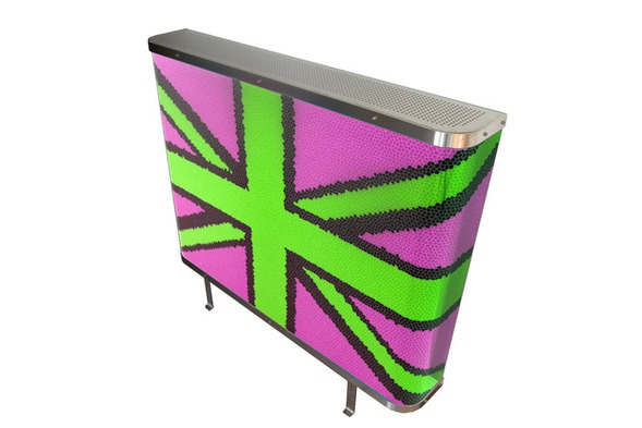 Union Jack bespoke radiator Covers