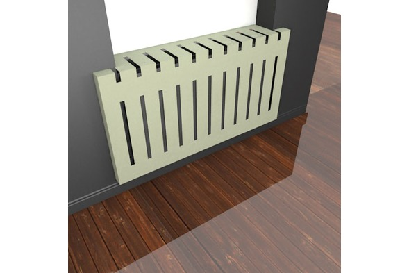 Miami Alcove Radiator cover
