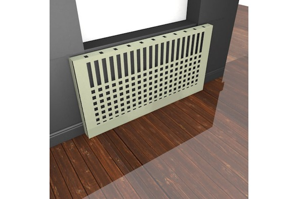 Miami Gridiron Radiator covers