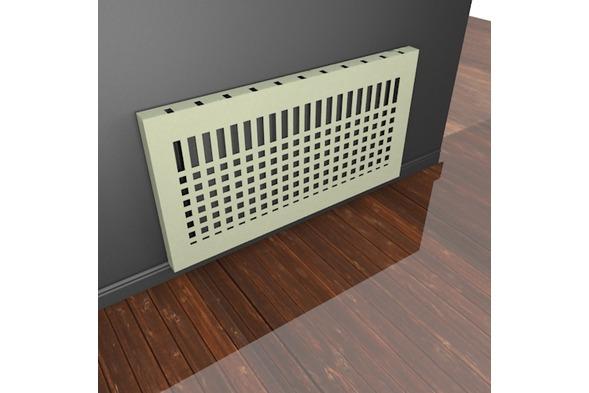 Miami Condo Radiator covers