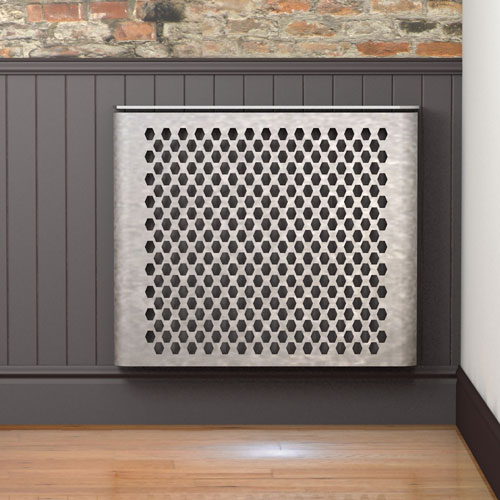 Classic and understated  urban radiator cover