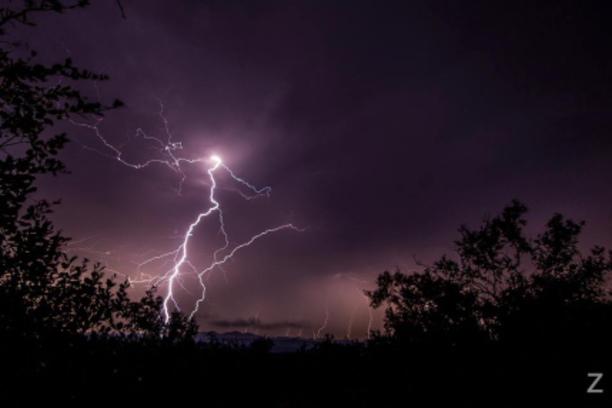 Storm, Lightening, Balule, Conservation,