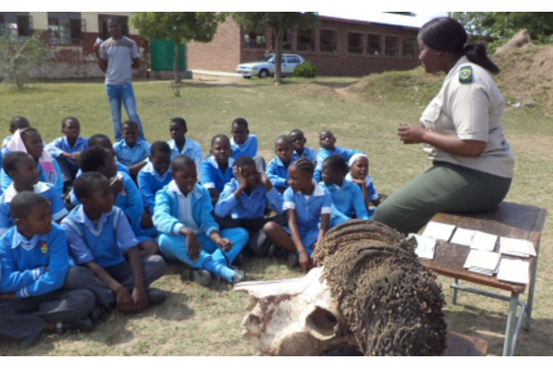 Conservation, South Africa, Balule, Community