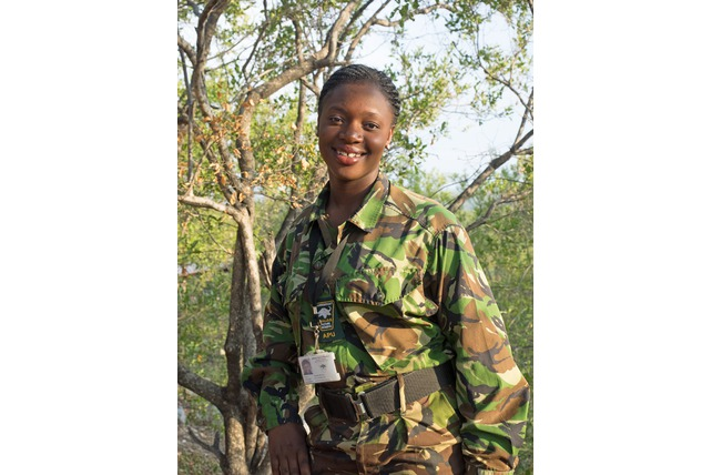 Black Mamba APU Sergeant Nkateko