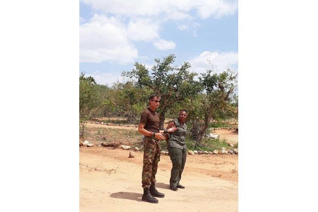 Black Mamba APU, Marble, Afreco, Volunteering, SA