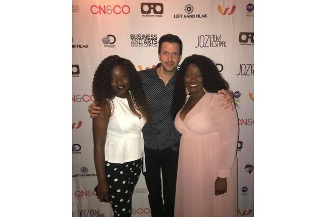 Jozi Film Festival winner, Black Mamba APU