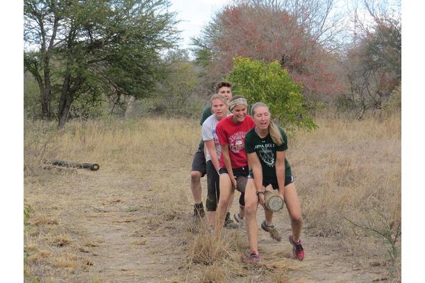 Protrack APU Rhino Warrior challenge